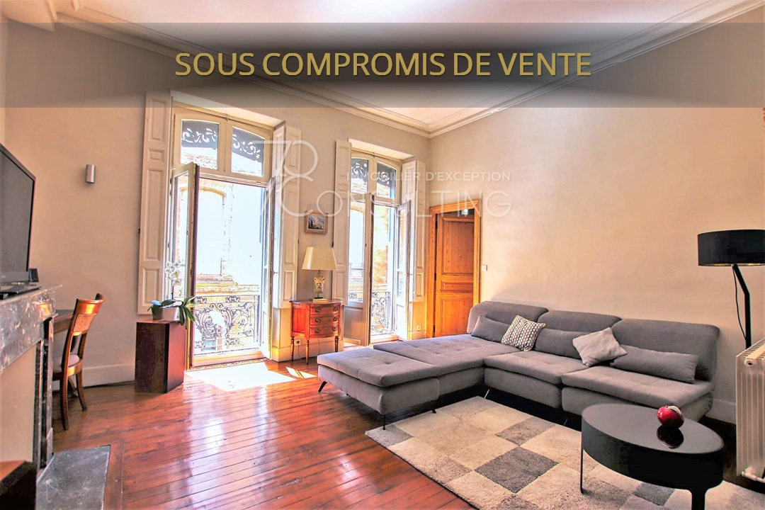 VENTE TOULOUSE ESQUIROL APPARTEMENT TYPE 3